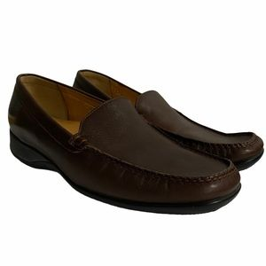Genuine Leather Mephisto COOL-AIR Loafer 10